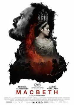 Macbeth - Plakat zum Film