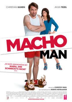 Macho Man - Plakat zum Film