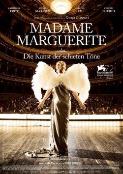 Madame Marguerite oder die Kunst der schiefen Töne - Plakat zum Film