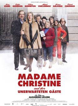 Madame Christine und ihre unerwarteten Gäste - Plakat zum Film