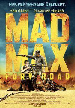 Mad Max: Fury Road - Plakat zum Film