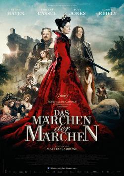 Das Märchen der Märchen - Plakat zum Film