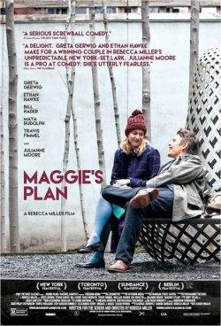 Maggies Plan - Plakat zum Film