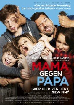 Mama gegen Papa - Plakat zum Film