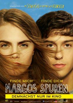 Margos Spuren - Plakat zum Film