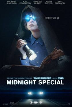 Midnight Special - Plakat zum Film