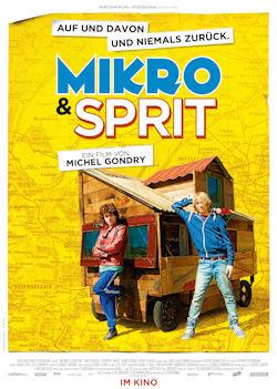 Mikro und Sprit - Plakat zum Film