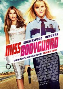 Miss Bodyguard - Plakat zum Film