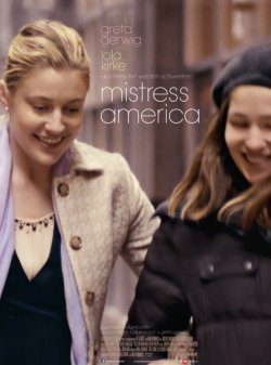 Mistress America - Plakat zum Film