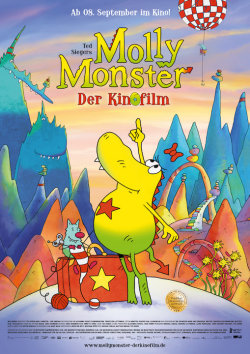 Molly Monster - Der Kinofilm - Plakat zum Film
