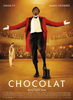 Monsieur Chocolat - Plakat zum Film