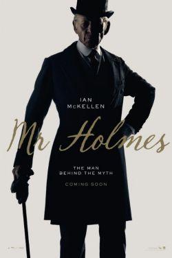 Mr. Holmes - Plakat zum Film