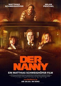 Der Nanny - Plakat zum Film
