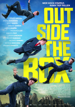 Outside The Box - Plakat zum Film