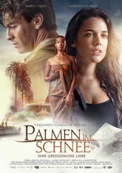 Palmen im Schnee - Eine grenzenlose Liebe - Plakat zum Film