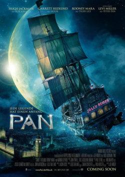 Pan - Plakat zum Film