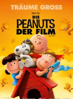 Die Peanuts - Der Film - Plakat zum Film