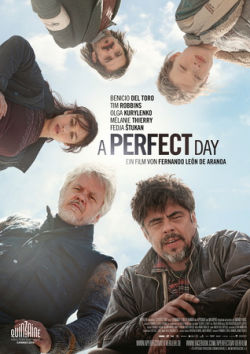 A Perfect Day - Plakat zum Film