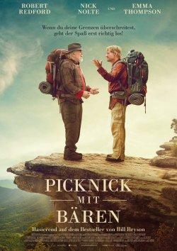 Picknick mit Bären - Plakat zum Film