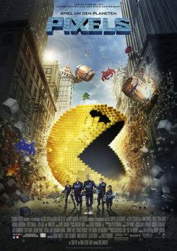 Pixels - Plakat zum Film