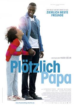 Plötzlich Papa! - Plakat zum Film