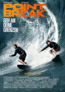 Point Break - Plakat zum Film
