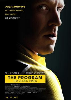 The Program - Um jeden Preis - Plakat zum Film