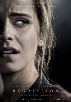 Regression - Plakat zum Film