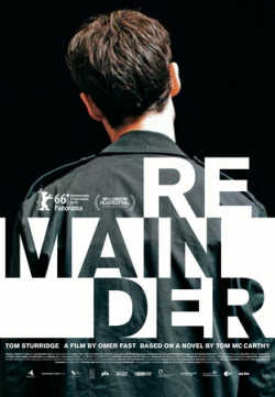 Remainder - Plakat zum Film