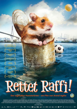 Rettet Raffi! - Plakat zum Film