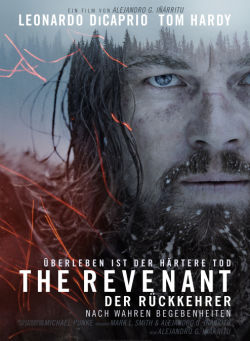 The Revenant - Der Rückkehrer - Plakat zum Film