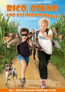 Rico, Oskar und das Herzgebreche - Plakat zum Film