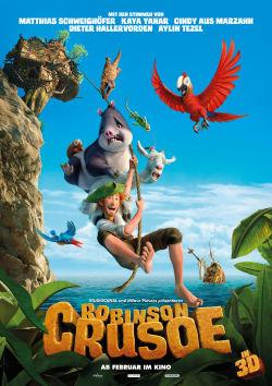 Robinson Crusoe - Plakat zum Film