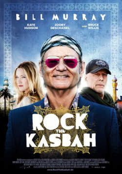 Rock The Kasbah - Plakat zum Film
