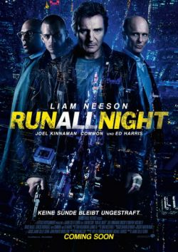 Run All Night - Plakat zum Film