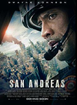 San Andreas - Plakat zum Film