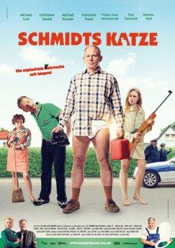 Schmidts Katze - Plakat zum Film