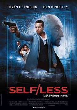 Self/less - Der Fremde in mir - Plakat zum Film