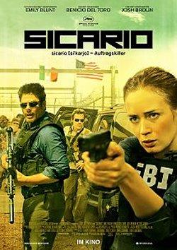 Sicario - Plakat zum Film