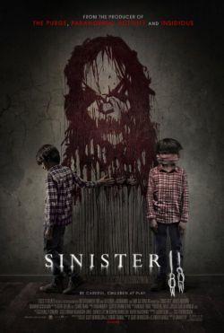 Sinister 2 - Plakat zum Film