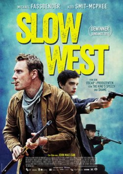 Slow West - Plakat zum Film