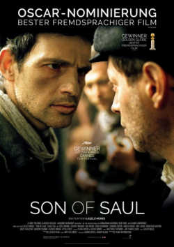 Son Of Saul - Plakat zum Film
