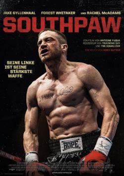 Southpaw - Plakat zum Film
