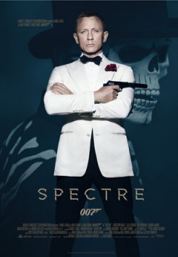 Spectre - Plakat zum Film
