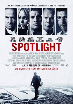Spotlight - Plakat zum Film