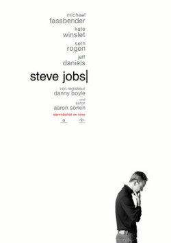 Steve Jobs - Plakat zum Film