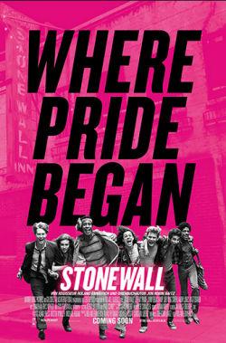 Stonewall - Plakat zum Film