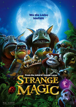 Strange Magic - Plakat zum Film