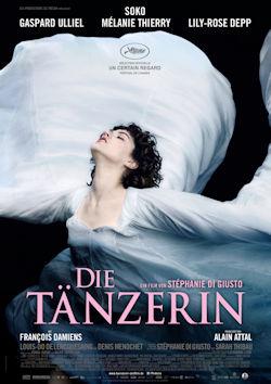 Die Tänzerin - Plakat zum Film