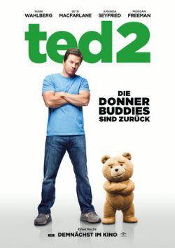 Ted 2 - Plakat zum Film